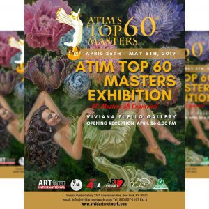 ATIM TOP 60 MASTERS EXHIBITION