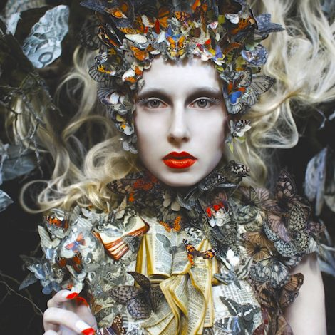 Kirsty Mitchell – Captivating Wonderland